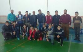 مسابقات دوستانه با  تیم آستارا