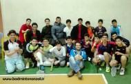 مسابقات آموزشگاهی مدارس بندرانزلی  ( آقایان )