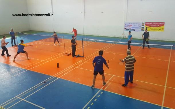 مسابقه پدرها و پسرها برگزار شد