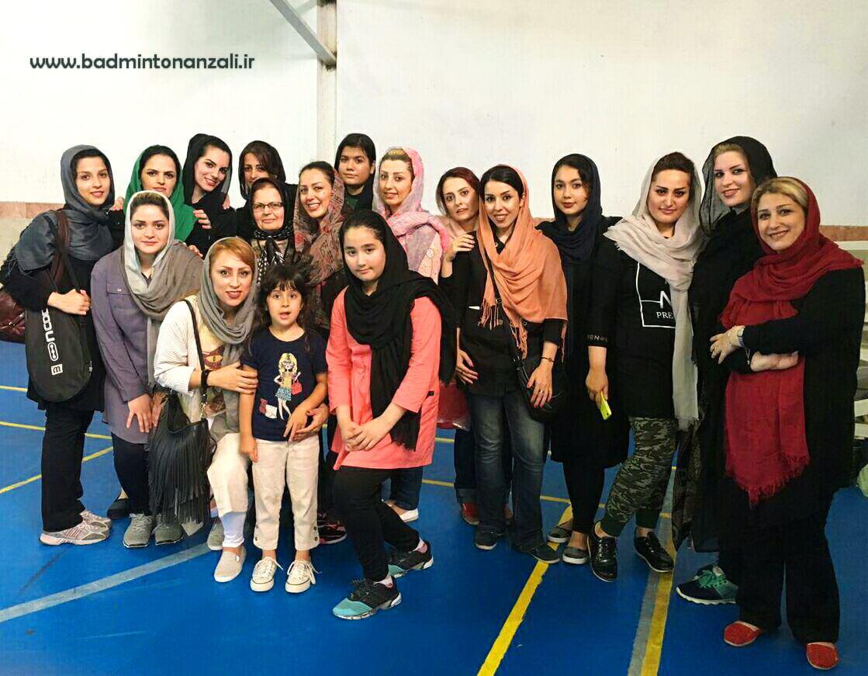مسابقات دونفره بانوان ، جام رمضان