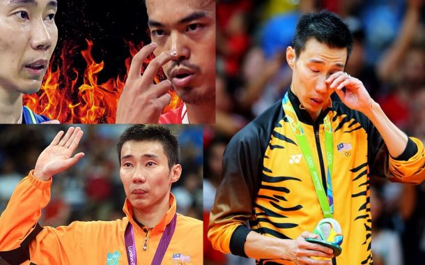 لی چونگ وی بدشانس ترین بازیکن بدمینتون جهان؟
