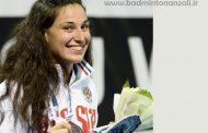 بدمینتون ورزش فضا نوردان روسی